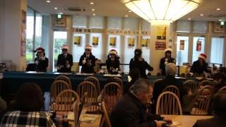 須磨学園ハンドベルコンサート IN 月の湯舟
