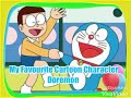 My favourite cartoon character-Doremon-Yashwi- 7years-DPS-2nd class-fun learning - kids activity