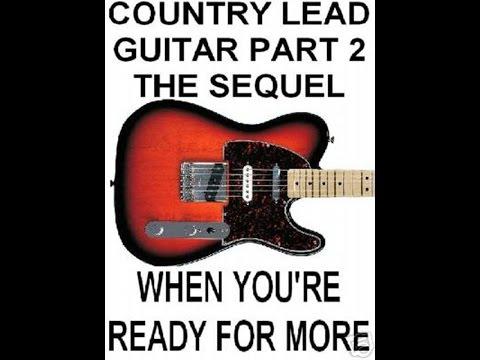 Classic Country Lead Guitar Lick Lesson Scott Grove