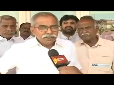 Y S Vivekananda Reddy Face to Face || MLC Elections 2017 - Watch Exclusive