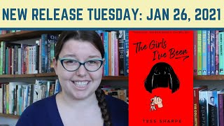 New Release Tuesday: January 26, 2021