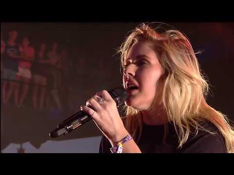 Ellie Goulding Hangout Festival 2016