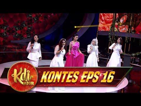 Duet Manja Hayati Dengan Manis Manja Group [ADUH BUYUNG] - Kontes KDI Eps 16 (27/8)