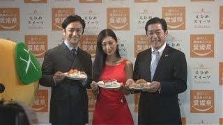 愛媛県の農産物をおいしさを首都圏の消費者に知ってもらおうと、同県は...