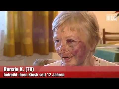 14-jähriger Moslem prügelt 78-Jährige Deutsche krankenhausreif
