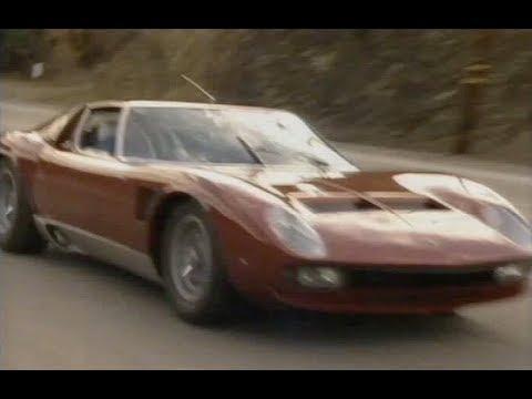 1971 Lamborghini Miura Svj 4934 Ex Shah Of Iran And Nicolas Cage