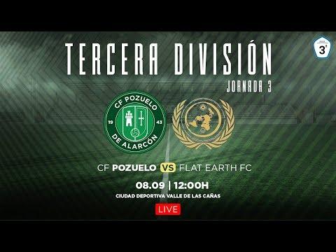CF POZUELO - FLAT EARTH FC thumbnail