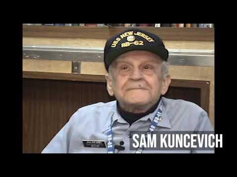 Kuncevich, Sam: Shipbuilder