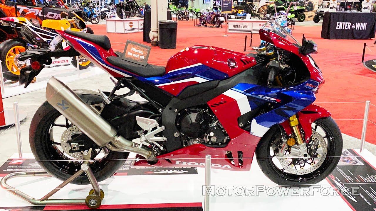 2021 honda crb1000rrr fireblade sp supersport bike  youtube
