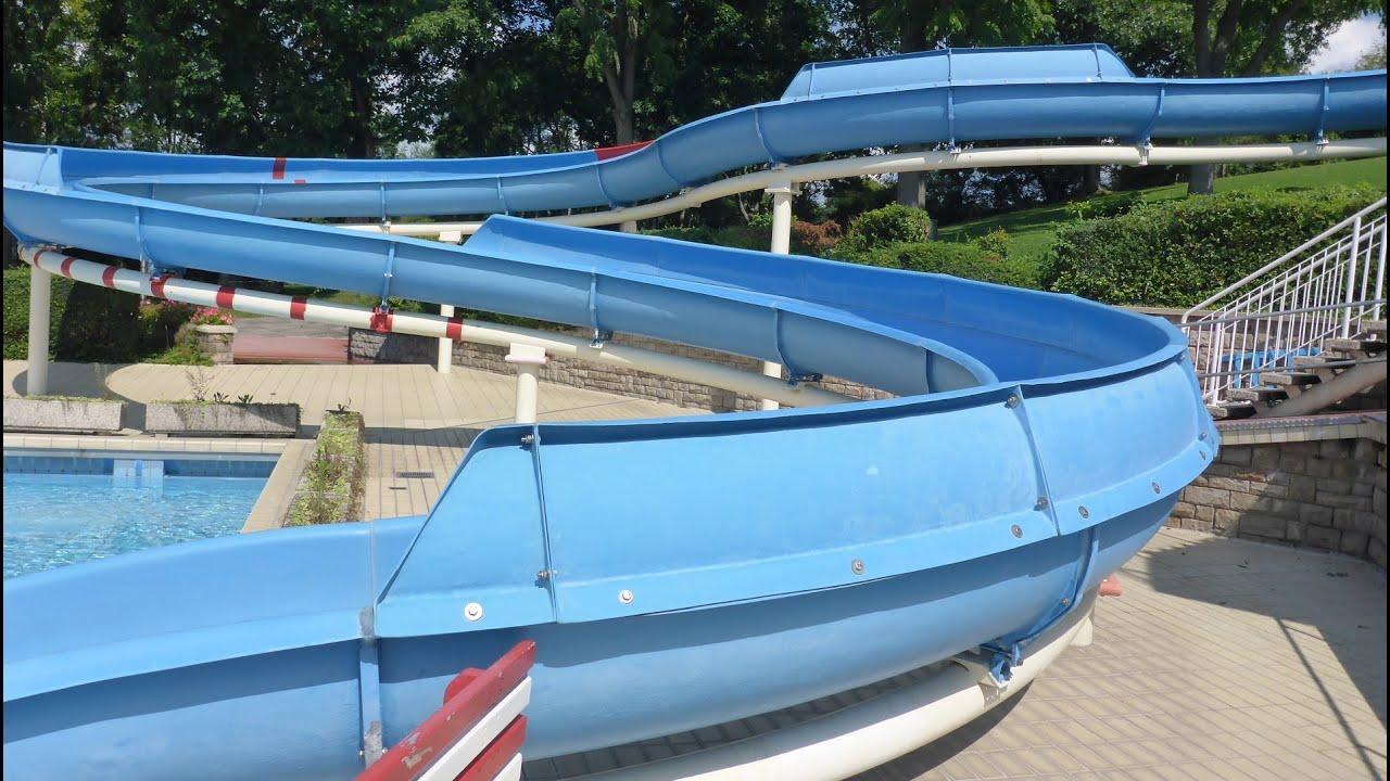 Schwimmbäder Darmstadt mühltalbad darmstadt offene rutsche onride