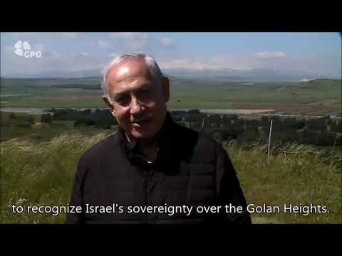 Golan site selected for new Jewish community named for Donald Trump