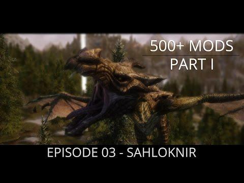 Let's play Skyrim: Prepare to Die edition   Path of Assassin   EP 03 - SAHLOKNIR