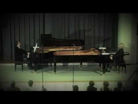 Phantom of the Opera Fantasy for two pianos