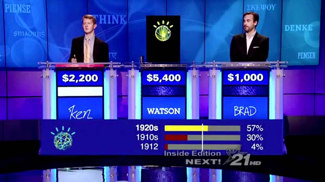 Watson owned on Jeopardy - YouTube
