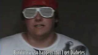 Diabetes Rap ???!!!! Stupidest song ever!!!