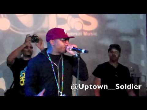 """Royce Da 5'9 Performs """"Legendary"""" Live At SOBs NYC (Intro)"""