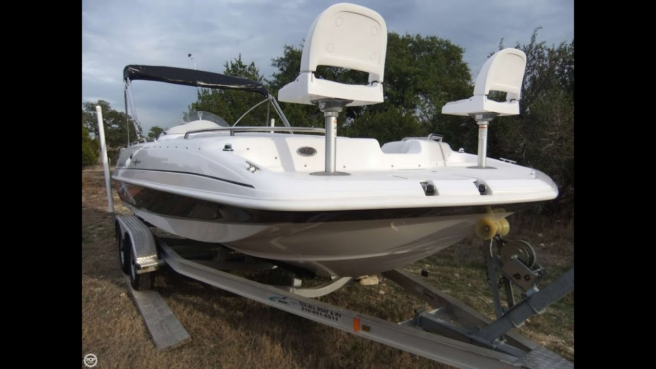 Sold Used 2010 Hurricane 201 Sundeck Sport In Bulverde Texas