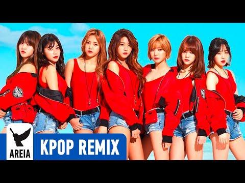 AOA - Good Luck | Areia Kpop Fusion #4