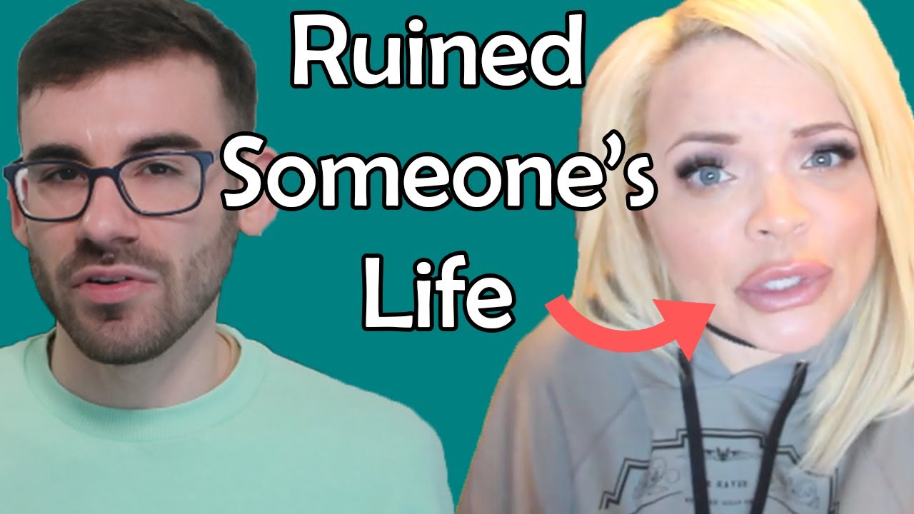 Trisha Paytas Is Deleting Videos To Hide The Truth