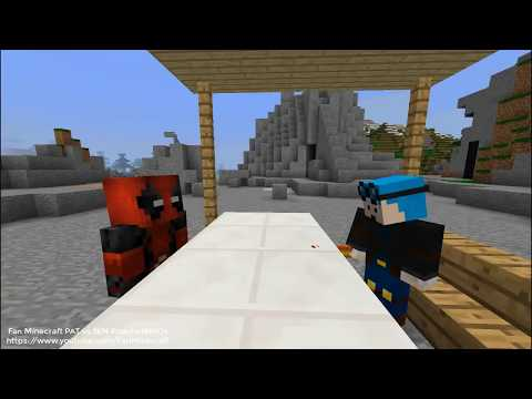 NEW PopularMMOs Pat And Jen Minecraft When Pat Married A Silly Wife
