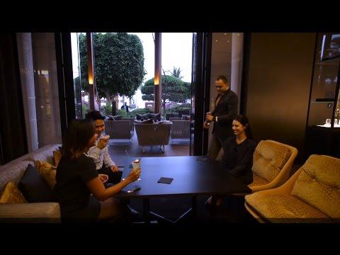 Four Seasons Doha - Unveiling Elements Restaurant & Lounge