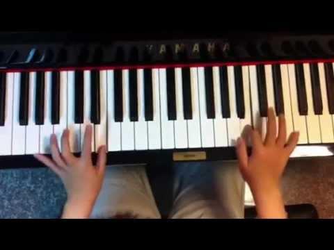 ตาต้าเล่นเปียโน เพลงโดราเอมอน