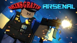codigos arsenal roblox 2019