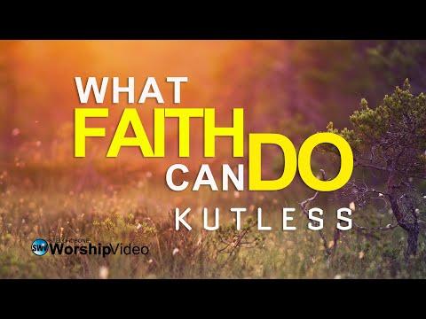 What Faith Can Do - Kutless [With Lyrics]