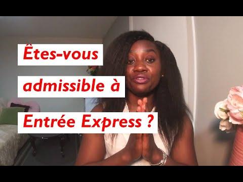 Entrée Express : Comment Vérifier L'admissibilité (Immigration Canada, Immigrer Au Canada Ou Québec)