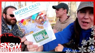 NAKEE BUTTER ?  | Mitten Crate Unboxing Pure Michigan
