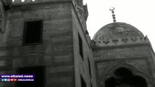 'أبو حريبة' مسجد 'الخمسين جنيه'.. بناه أمراء المماليك وأهملته الآثار.. فيديو وصور