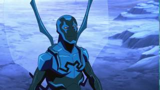 wally west dies young justice endgame full hd