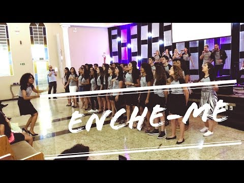 Enche-me (Fill me Up) Conjunto CONFIAR 2017