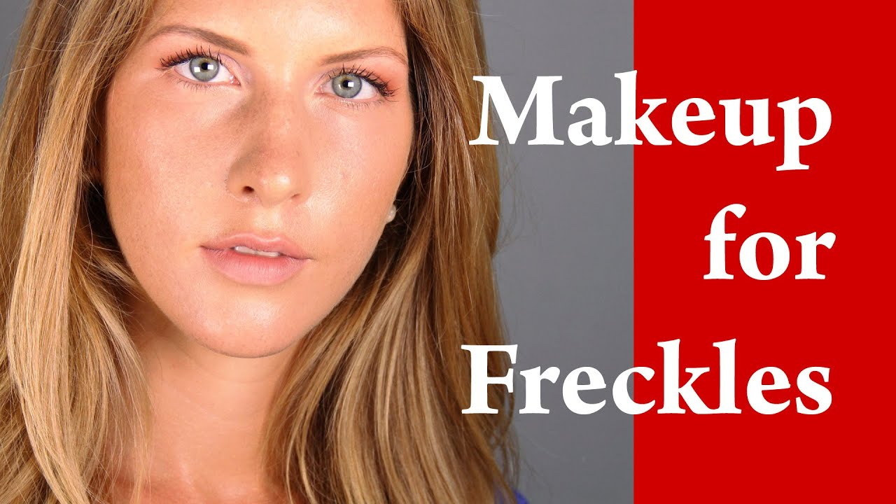 How to apply natural everyday makeup for girls with freckles how to apply natural everyday makeup for girls with freckles tutorial youtube ccuart Choice Image