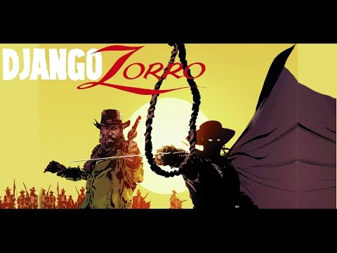 Geeky Gentlemen Django Zorro (2015)