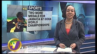 TVJ Sports: 2 More Medals for Jamaica at 2019 Doha World Championships - October 3 2019