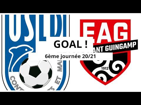 Dunkerque Guingamp Goals And Highlights