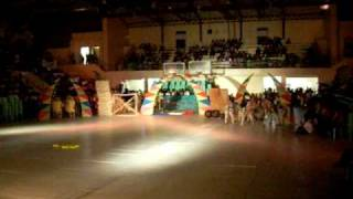 PNHS sophomore interpretative dance (champion)