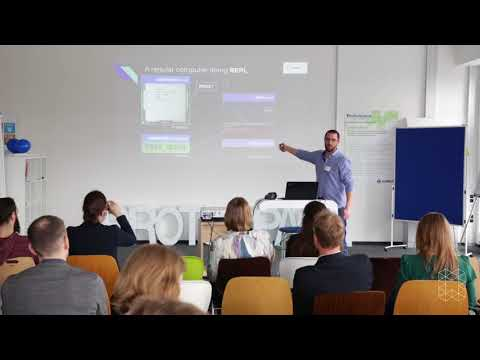 moinblockchain 18 - Interactive session: weeve: Enabling IoT devices to utilize the Blockchain