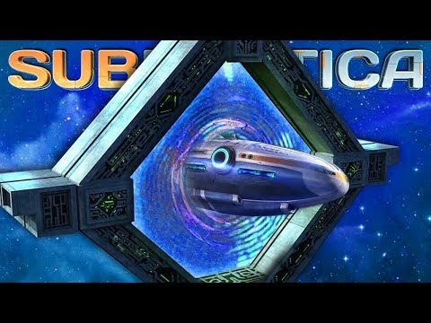 PHASEGATE CONSTRUCTION - PRIMARY MISSION | Subnautica, News And Updates! Gameplay EP02