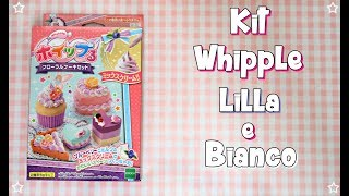 Kit Whipple Lilla e Bianco!