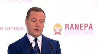 «Иначе жарить нельзя». Медведев призвал отказаться от лишнего надзора над бизнесом на примере омлета