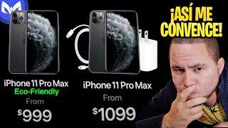 COMO APPLE DEBERIA METERNOS LOS iPhone 12 SIN CARGADOR!!!!!!!