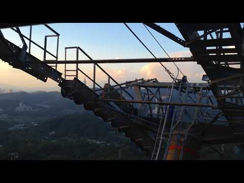 Taipei: Green Maokong Mountain from Cable Car