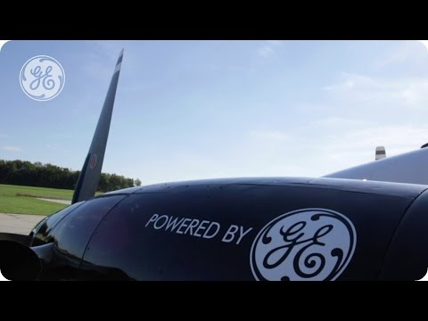 GE Aviation growing fast in Business and General Aviation