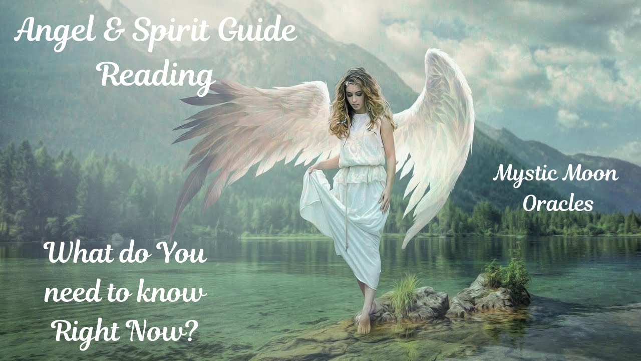 What you Need to know Right Now from your Spirit Guides & Angels