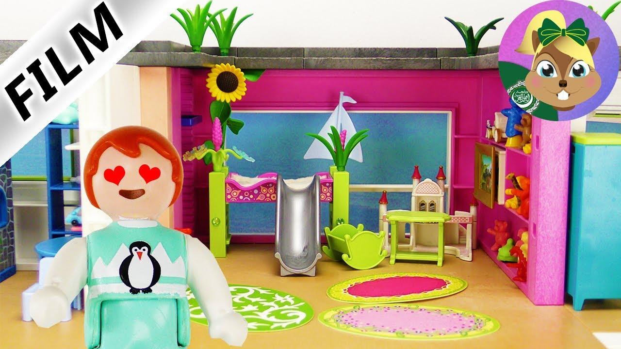 بلايموبيل فيلم | غرفة جديدة لايما | عندما يكون لأيما غرفة فاخرة! فيلم للأطفال