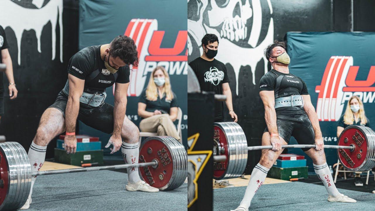 SEAN NORIEGA | 1818 lbs (825 kg) MEET TOTAL