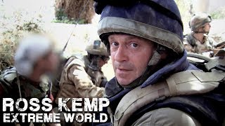 Ross & The Royal Irish Regiment Get Flanked by the Taliban | Ross Kemp Extreme World
