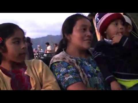 Earthship en Guatemala Semana 1